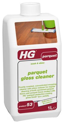Picture of HG Parquet Wash  Shine 1Lt