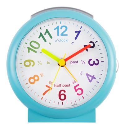 Picture of Acctim Lulu Time Teach Alarm Blue