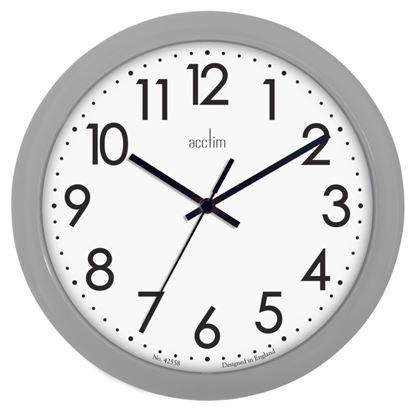 Picture of Acctim Abingdon Wall Clock 255cm Grey