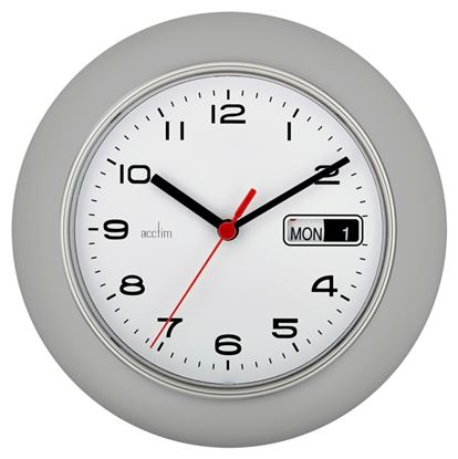 Picture of Acctim Date Minder Wall Clock 25cm Mist