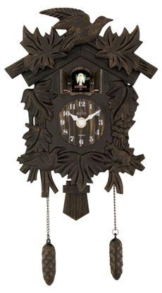 Picture of Acctim Hamburg Cuckoo Clock Antique Bronze