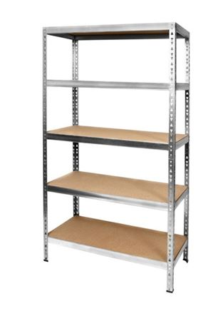 Picture for category Twin Slot Shelving
