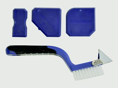 Picture of Vitrex Grout  Silicone Remover  Finishing Kit