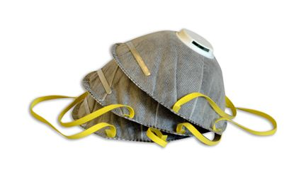 Picture of Vitrex Paint  Odour Respirator P1 3 Pack