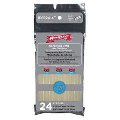 Picture of Arrow All Purpose Mini Glue Sticks 24 102mm