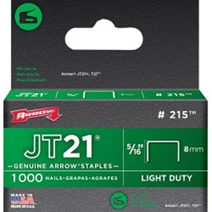 Picture of Arrow JT21T27 Staples 8mm 516in 1000