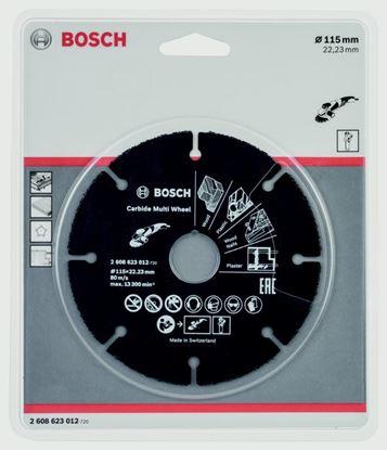 Picture of Bosch Carbide Multi Wheel 115mm