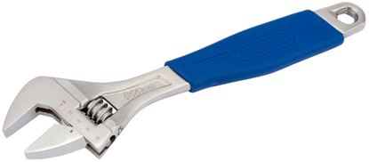 Picture of Draper Adjustable Wrench Soft Grip 300mm