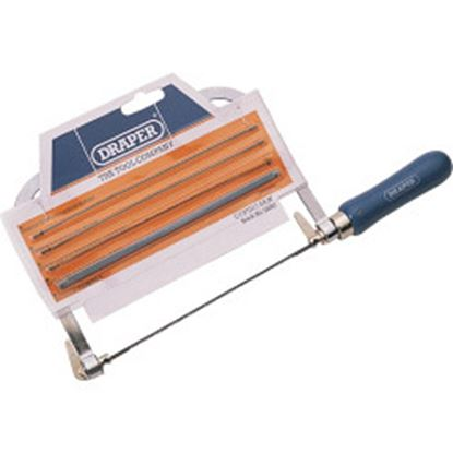 Picture of Draper Coping Saw with Spare Blades