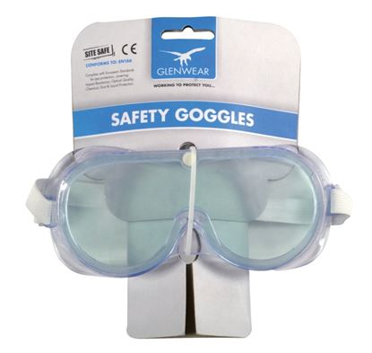 Picture of Glenwear PVC Safety Goggles