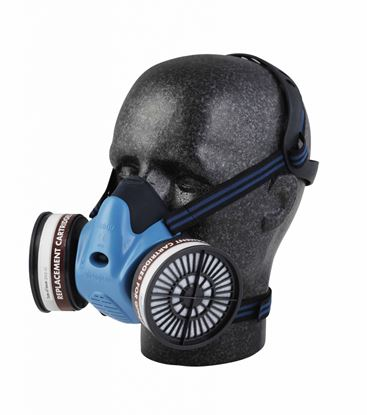 Picture of Glenwear Twin Filter Respirator  2 Replacement Cartridges