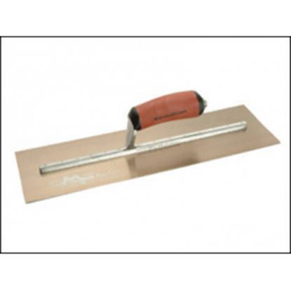 Picture of Marshalltown 11 Perma Shape Trowel Gold
