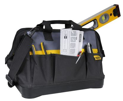 Picture of Stanley Open Mouth Tool Bag 16inch