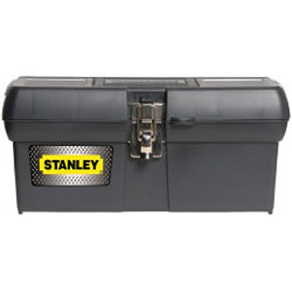 Picture of Stanley Metal Latch Tool Box - 16 40 x 20.9 x 18.3cm