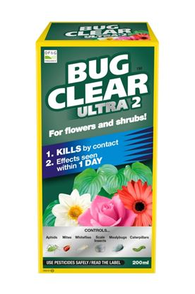 Picture of BugClear Concentrate Non Neonicotinoid 200ml
