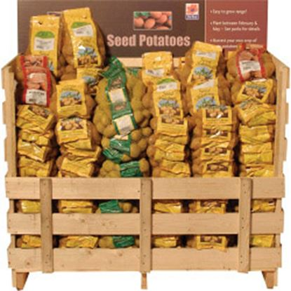 Picture of De Ree UK Seed Potatoes 2Kg