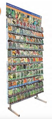 Picture of De Ree UK Large Seed Veg Pack Assorted