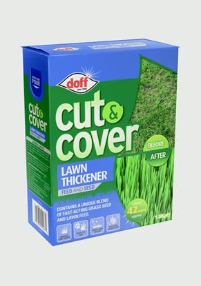 Picture of Doff Cut  Cover Lawn Thickener 1.5Kg