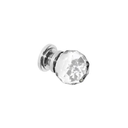 Picture of Securit Glass Ball Cupboard Knobs CP 32mm