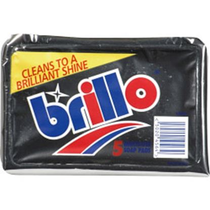 Picture of Brillo Soap Cleaning Pads Pack 5