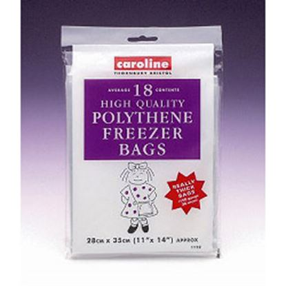 Picture of Caroline Freezer Bags 18 11 x 14 28 x 35cm