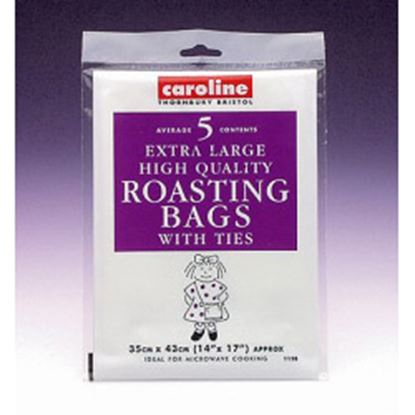 Picture of Caroline Large Roasting Bags 5 14x 17 30 x43cm