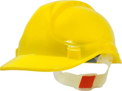 Picture of Glenwear Safety Helmet 56-62cm Yellow