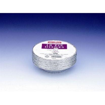 Picture of Caroline Round Foil Pie Dish Pack 18 4oz