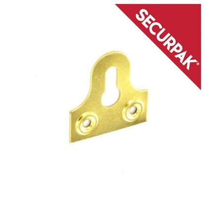 Picture of Securpak BP Slotted Glass Plate 38mm Pack 6