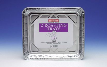 Picture of Caroline Oven Roasting Tray 2 Pack