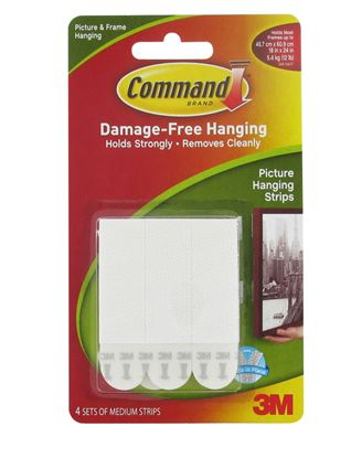 Picture of Command Medium Picture Strips