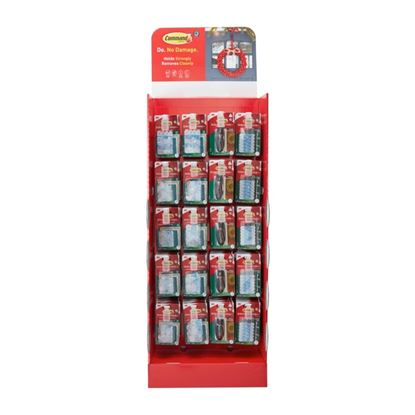Picture of Command Outdoor Xmas Free Standing Display Unit