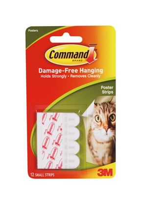 Picture of Command Poster Strips Pack 12
