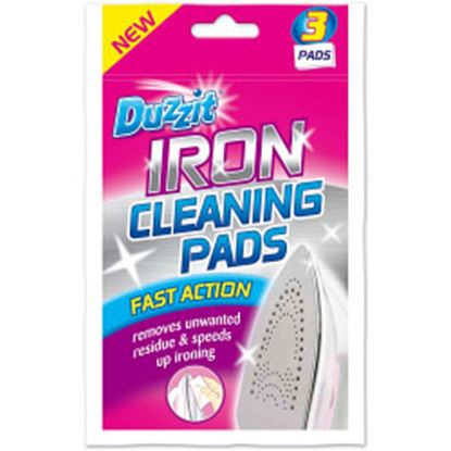 Picture of Duzzit Iron Cleaning Pads 3 Pack
