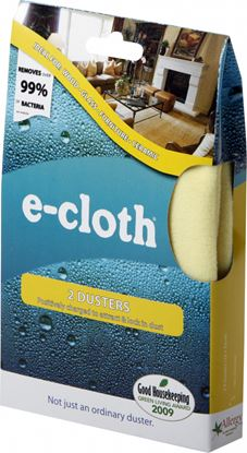 Picture of E-Cloth 2 Dusters 2 Cloths