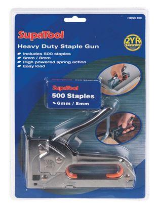 Picture of SupaTool Heavy Duty Staple Gun