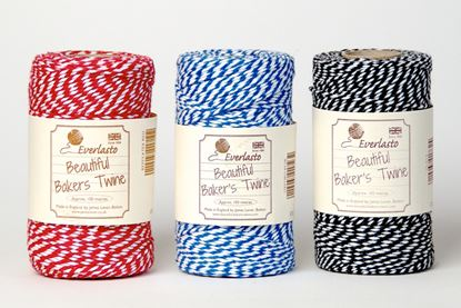 Picture of Everlast Beautiful Bakers Twine 100m Assorted Colours