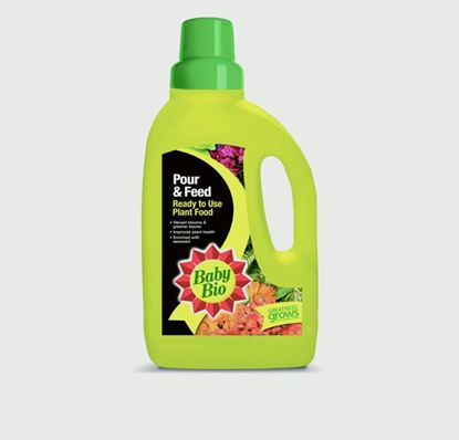 Picture of Baby Bio Pour  Feed 1L