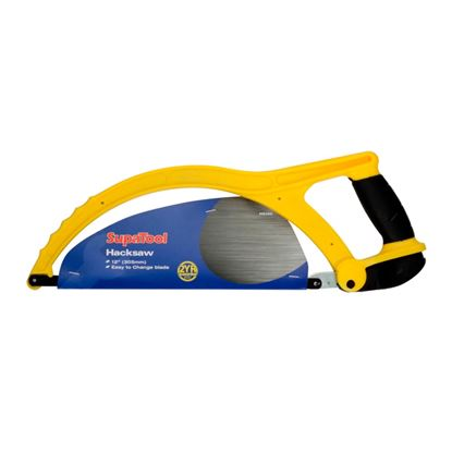 Picture of SupaTool Hacksaw 12 305mm