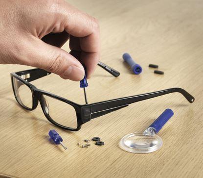 Picture of SupaTool Eyeglass Repair Kit 13 piece
