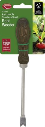 Picture of Ambassador Ash Handle Stainless Steel Root Weeder