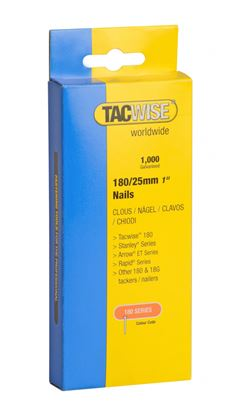 Picture of Tacwise Tacker Nails 180 25mm