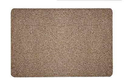 Picture of Groundsman Cotton Indoor Mat Linen - 50 x 75cm