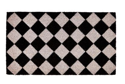 Picture of Groundsman Chequerboard Doormat 40x70
