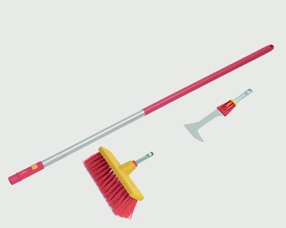 Picture of Wolf Garten Broom Scraper  Handle