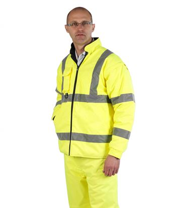 Picture of Glenwear Glencoe Saturn 12 in 1 Hi Vis Kit XXXL