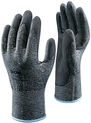Picture of SHOWA Cut Resistant Dyneema Grey PU Palm Glove Size 10