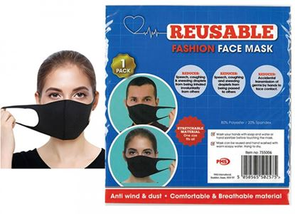 Picture of 1St Aid Reusable Stretchable Spondex Face Mask Single