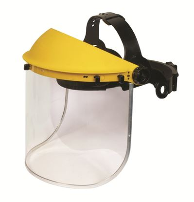 Picture of Vitrex Face Visor Clear