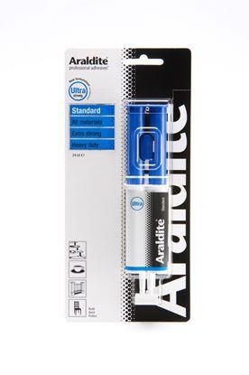 Picture of Araldite Precision Syringe 24ml Syringe
